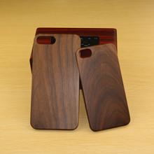 Decorate moblie phone PC natural wood grain back cover for samsung S8 plus, Wooden phone case for S8
