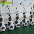 Standing Advertising Customized Inflatable Milk Cow Model For Sale