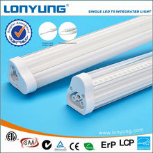 High efficiency PE 93% 1.5m 5ft 20W t5 integrated tube led