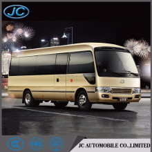 7m JAC mini bus price Toyota type coaster 30 seater bus