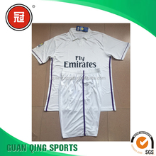 Online Shopping high quality Mens football uniform Blank Soccer wears