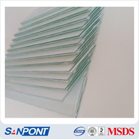 SANPONT Analyzing Composition Chemistry Working Models Silica Gel Analysis Plate