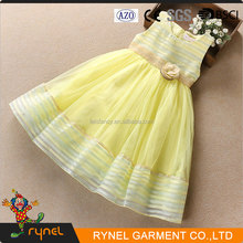 PGCC3885 Baby Girl Party Dress Children Frocks Designs Fashion Kids Casual Wear Dress