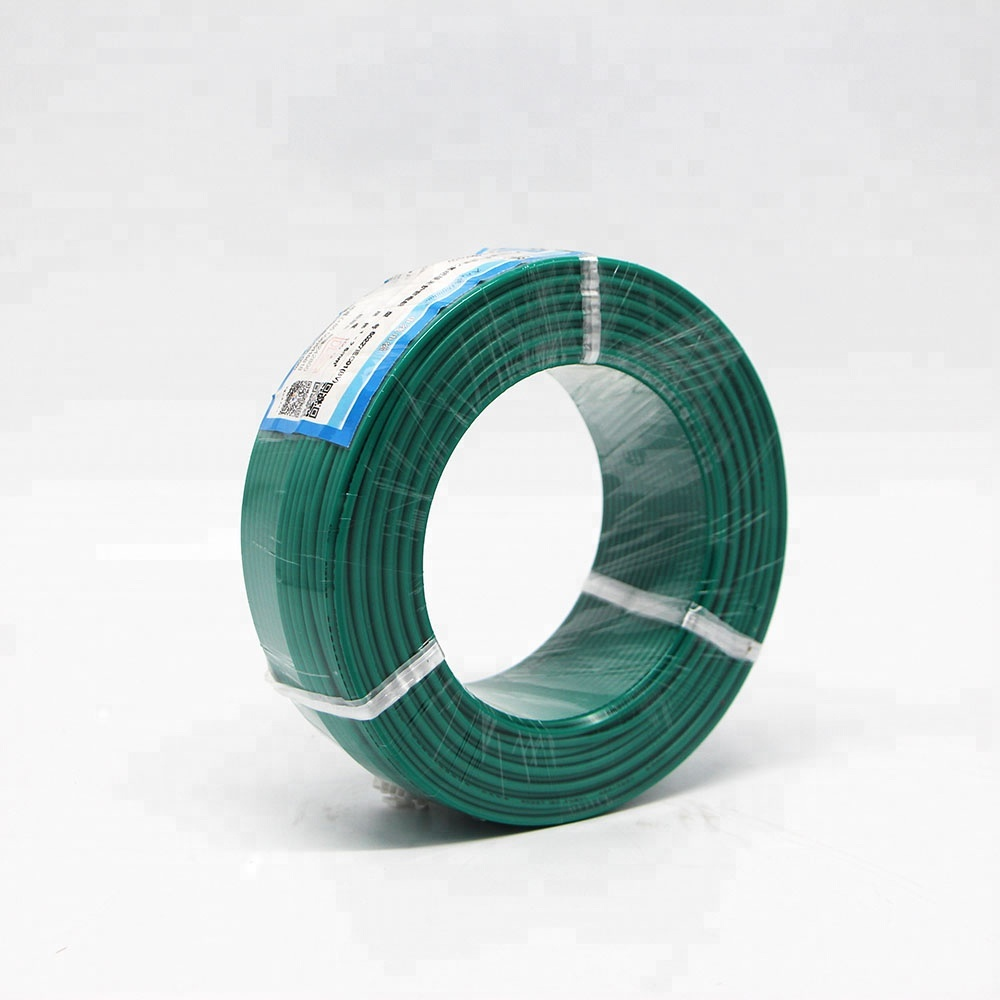 China supplier BV <strong>H07V</strong>-<strong>U</strong> electric power wire 2.5mm2 300/500v cable