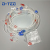 Blood tubing set,CE certified Hemodialysis bloodline,Extracorporeal blood circuits