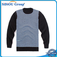Men's Round Neck Nepal Sweater Pullover