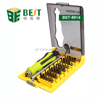 BEST-8914-37pcs multi screwdriver set for electronic