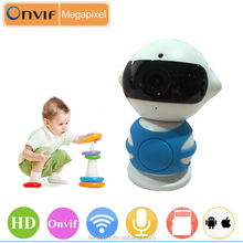 Cheap Indoor cctv DVR wireless WiFi IP Security video Camera