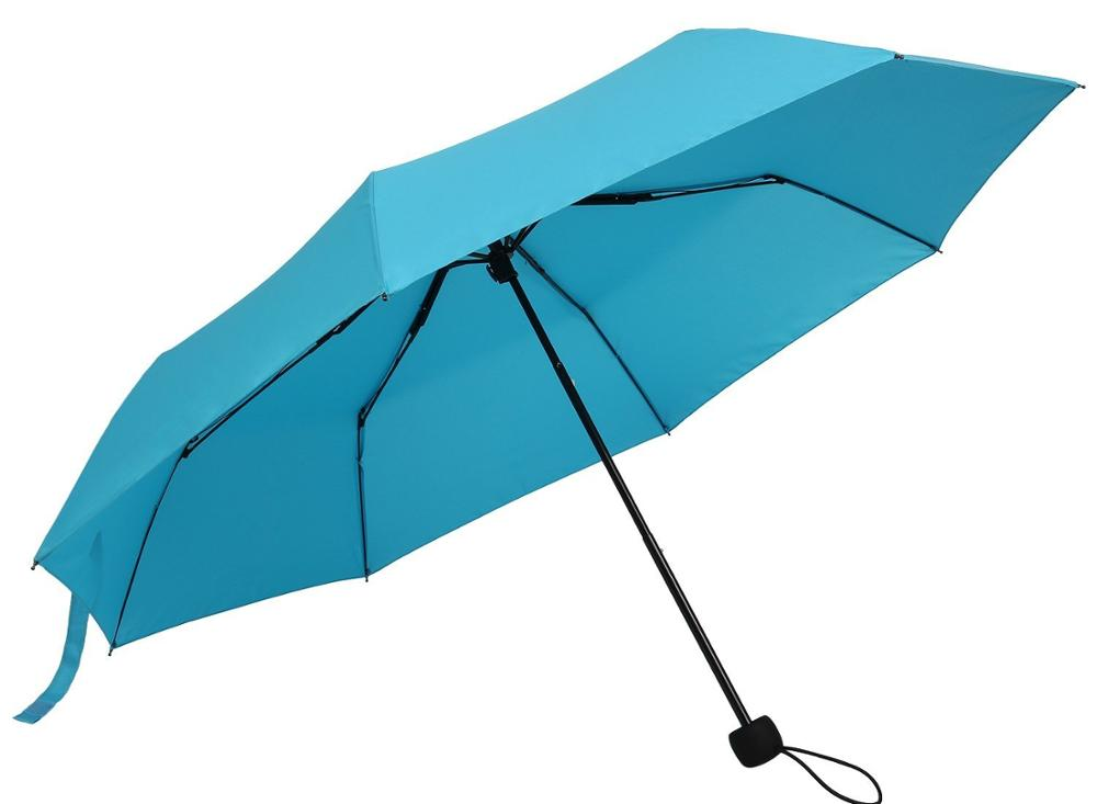 hot sale promotional pocket folding umbrellas small