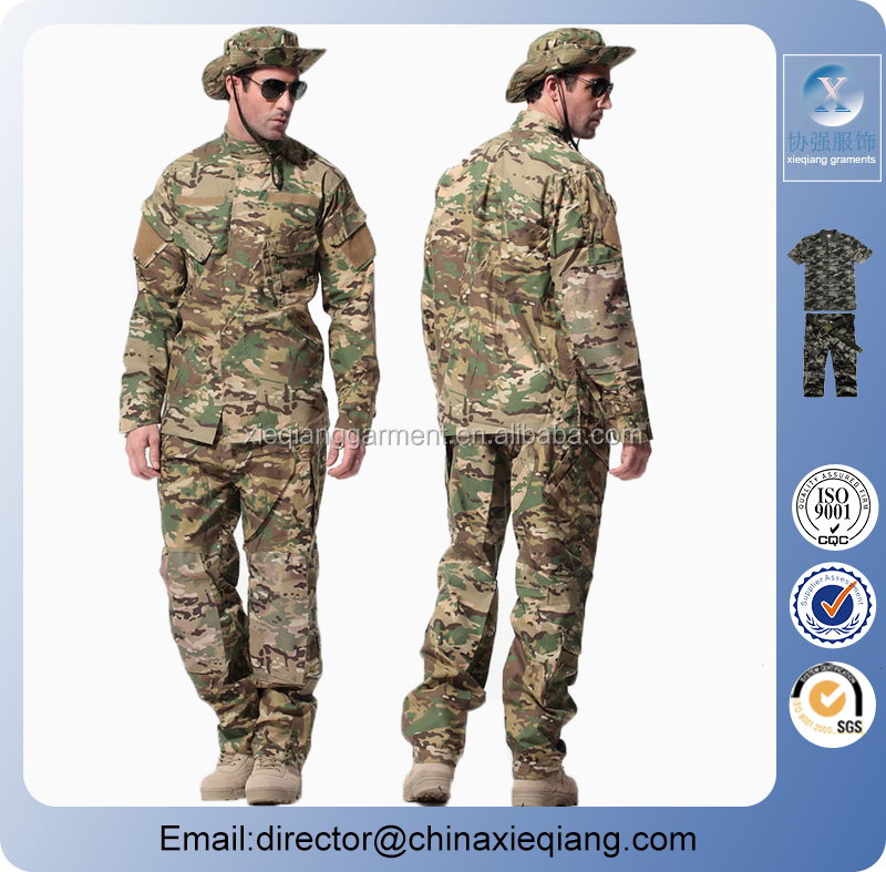 2016 China military uniform/camouflage military uniform/custom military uniforms