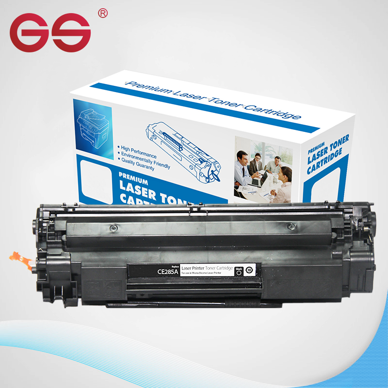 Compatible Laserjet Printer Consumables Toner Cartridge for HP C285A 285A for HP 1100