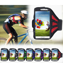 Universal Mesh Breathing Holes Running Sport GYM Armband Case For Iphone Samsung