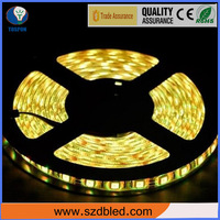 Non waterproof IP20 3528 SMD lighting strip,LED strip lamp 12v ,led fliexible strip light 60SMDs/m 5m/reel