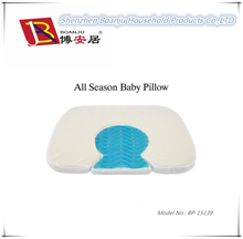 2 side use Cooling Gel memory foam baby pillow