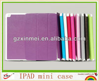 Dormancy function cover case for apple ipad mini