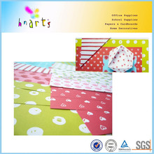 printing paper board,pre-printed design cards,two sides paper printed set