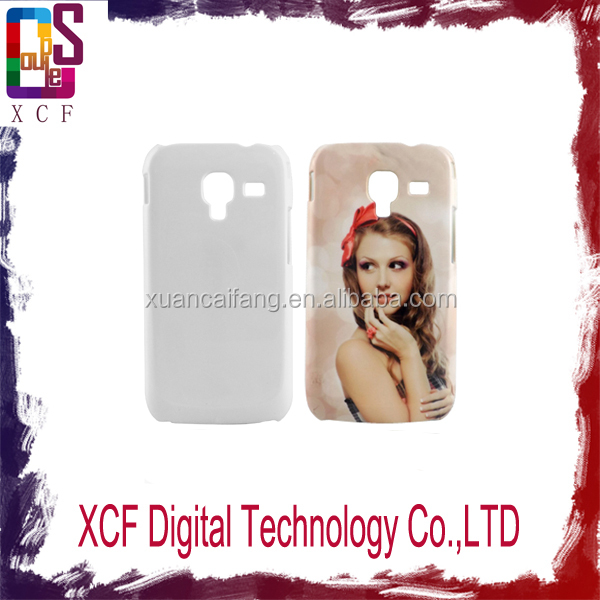 2014 high quality phone covers case 3d sublimation blank phone case