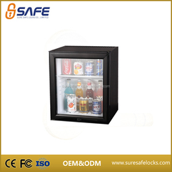 Manufacurer supply hotel room noiseless absorption refrigerators