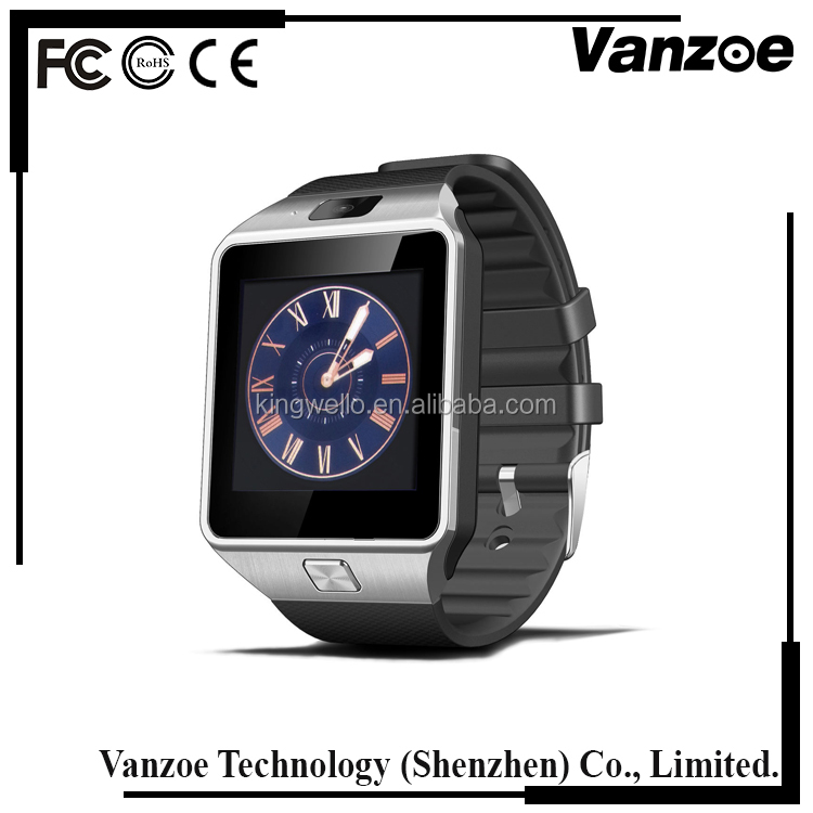 Hot Sale High Quality HD Cheap Wholesale Smart Watch DZ09 With Android system