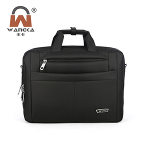 high quality nylon material laptop bag and backpack bag