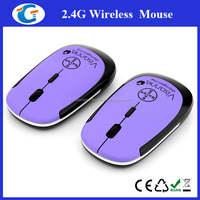 personalized wireless optical mini mouse