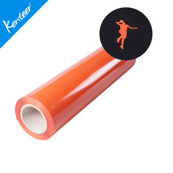 Kenteer Color Pu Heat Transfer Vinyl For Cloth