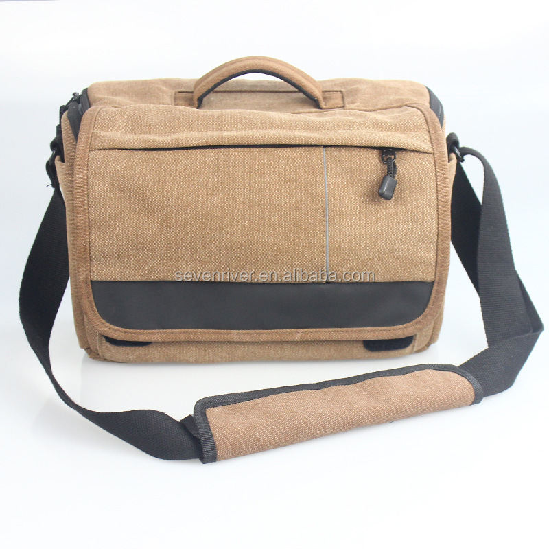 wholesale best new casual photography canvas camera bag