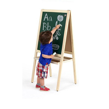 Good Quality Kindergarten Preschool Educational Toys Wooden Kids Drawing Board