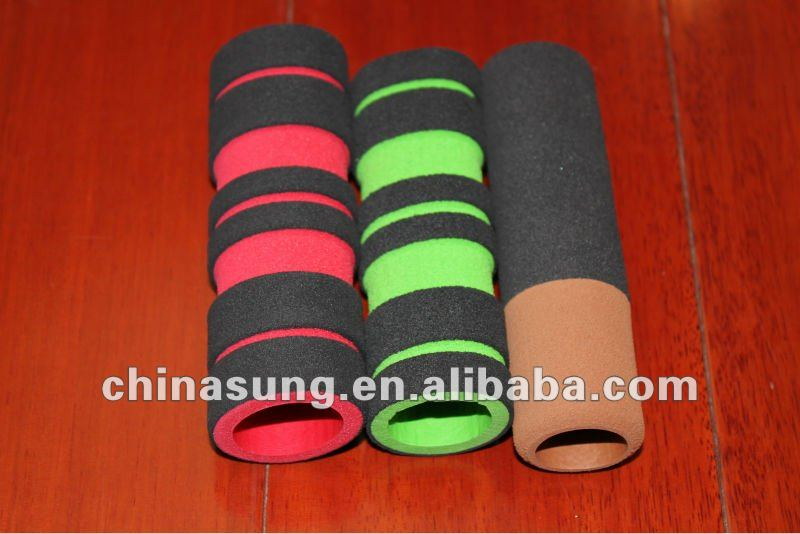 rubber tube handle