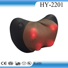 Car /home dual use kneading back shoulder electric neck massager