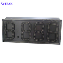 digits 7 segment led digital numerical displays in different size