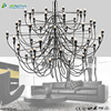 Modern Big Size Iron Pendant Light