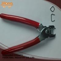 manual hog ring tool for hog ring