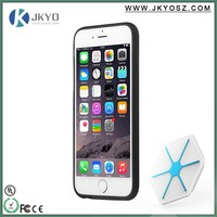 Hot Cell Phone Cases Qi Standard Wireless Charger Receiver Back Cover Case For iPhone 6/ 6 plus
