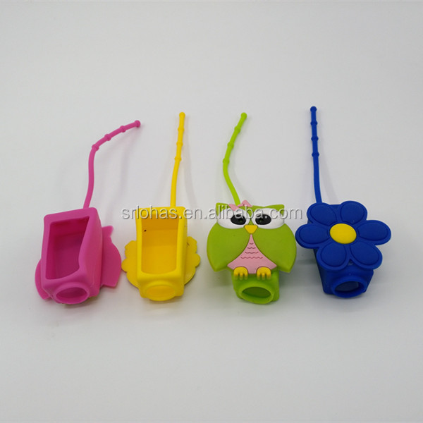 Silicone 3d BBW Hand Sanitizer Pocketbac Holder For Travelling