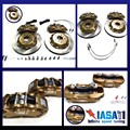 IASATI TOMEI Car Brake pad Brake Rotor For CHRYSLER Crossfire