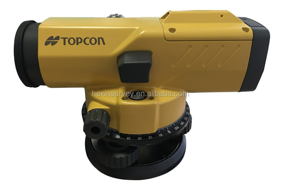 Topcon ATB3A Auto level survey instrument With the IPX6 rating