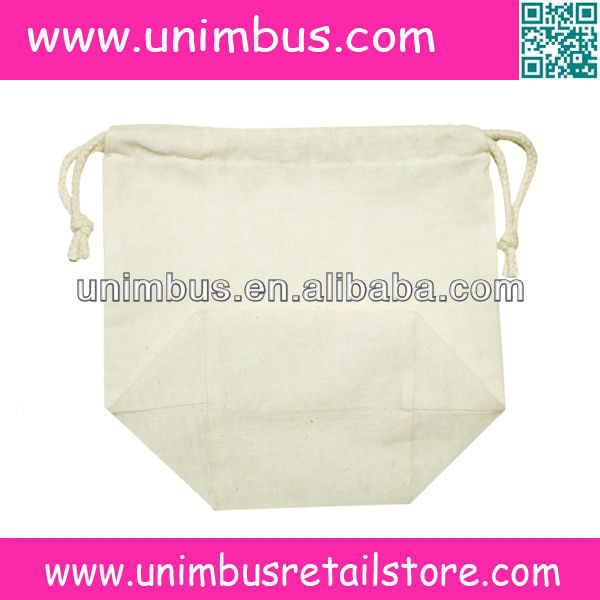 custom dustbags,cotton drawstring dust bags with gusset