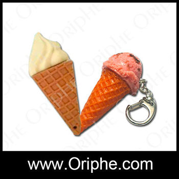Wholesale,special gift,ice cream low cost mini usb flash drives2.0