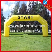 300x300cm inflatable arch Top Quality and Full Equipement Cheap Price inflatable arch Gate for marathon