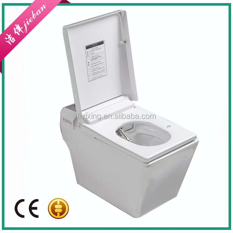 TOP grand Household Square shape bath toilet
