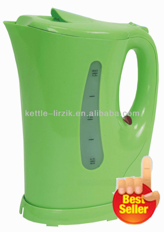 new model!!! hot sale factory price plastic kettle producer supplier manufacturer in china