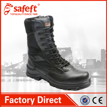 Army combat military shoes/security boot