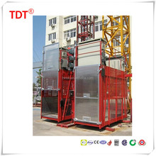 Passengers & material building elevators/high building lifting equipments with CE Approved