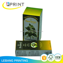 Factory direct high quality custom olive oil box and perfume box wrapping