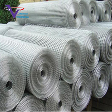 Mesh formation 3/8 inch galvanized welded wire mesh