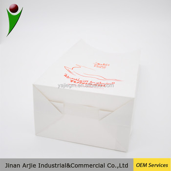 Airline Kraft paper trash with plastic lining bag