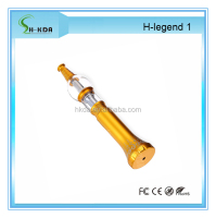 Hot selling disposable H-legend 1 e-cigarette e hookah e shisha pen fashion e hookah pen shisha mini electronic shisha hookah