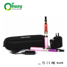 Top Selling E Cigarette ego starter kit Clear Atomizer ce5 ce6 ce7 ce8 ce9 ce4 ego k starter kit