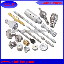 aluminum/stainless steel motorcycles small spare part cnc lathe